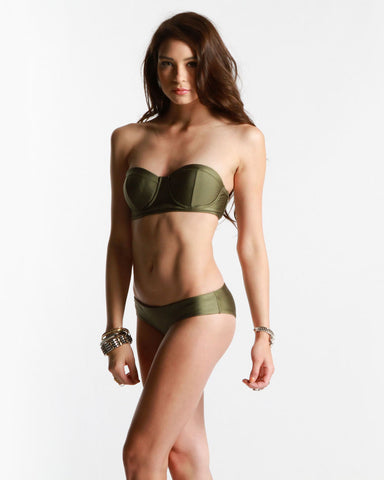 Women's Ford Top (Olive)