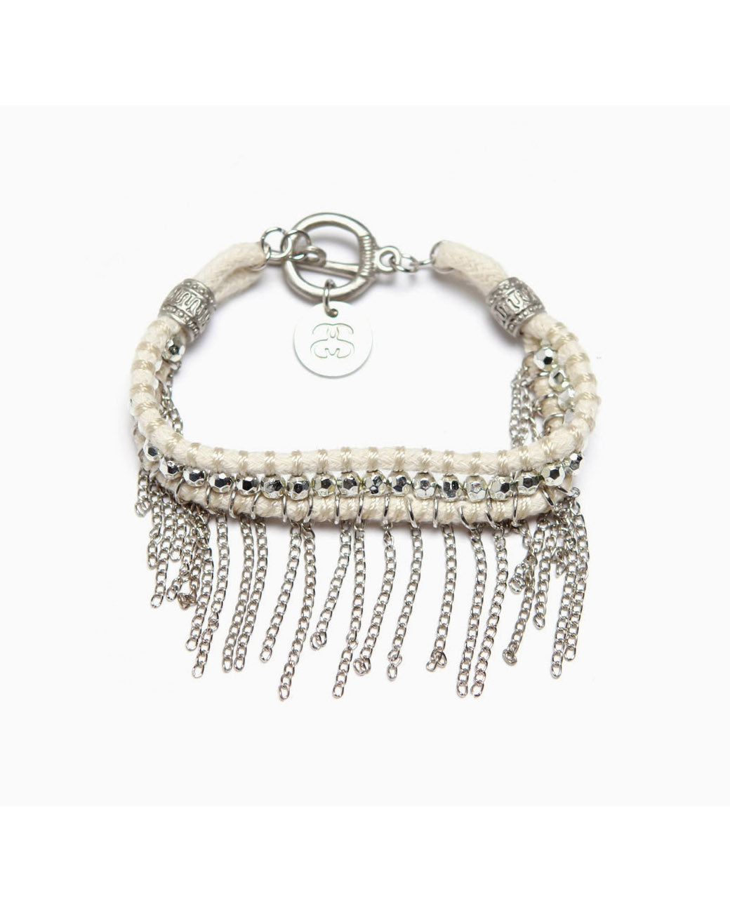 Women's Beaded Fringe Bracelet (More Colors)