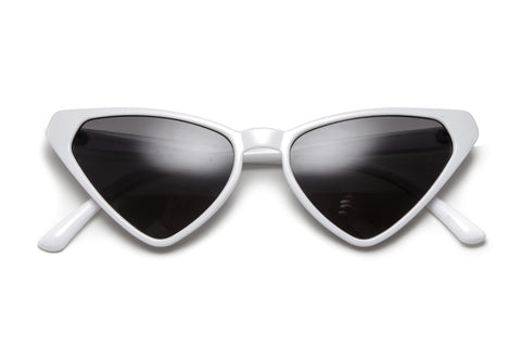 Frankie Clear Cat Sunglasses