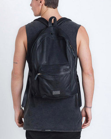 Crosstown Bag (Leather Black)
