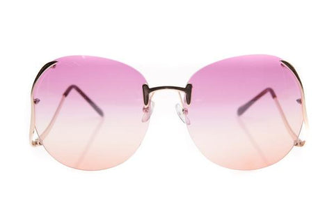 Donna Low Temple Sunglasses