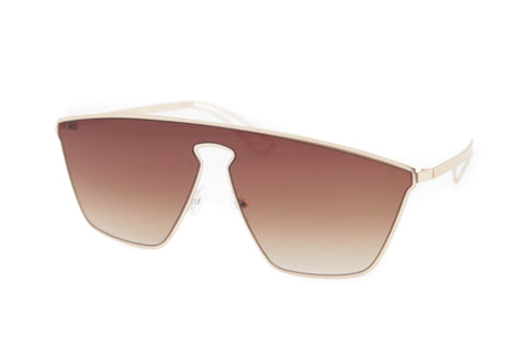 Gia Single Lens Sunglasses
