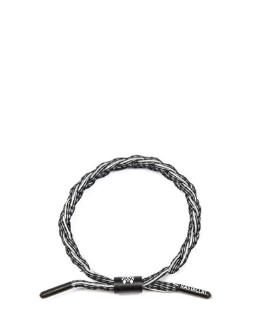 Highway 3M Shoelace Bracelet (Black/Black/3M)