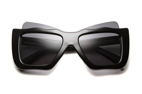 Howi Plastic Winged Eyed Traveler Sunglasses