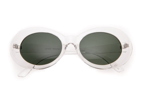Octagonal Oversized Sunglasses