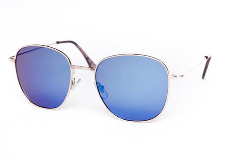 Jade Mirrored Aviators