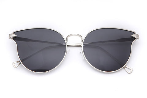 Metal Wire Sunglasses