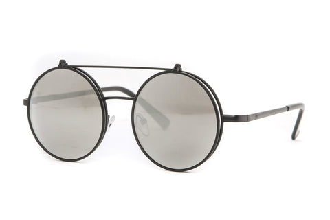 Retro Double Bridge Sunglasses