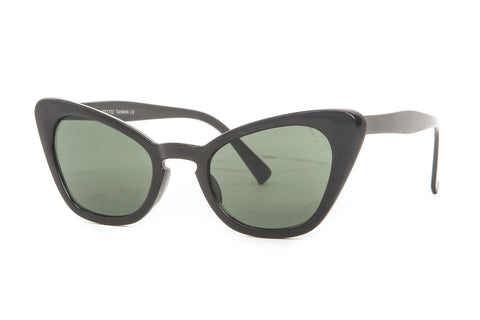 Wendy Retro Cat Eye Sunglasses