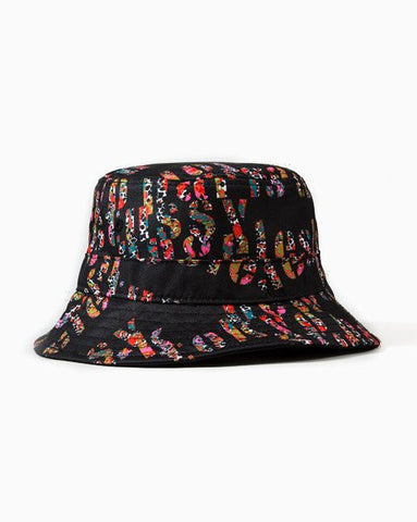Jungle City Bucket (Black)