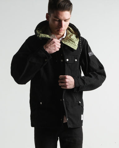 Men's Heckler Jacket (Black)