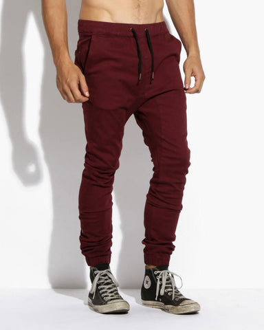 Men's Sureshot Chino Pant (Burgundy)