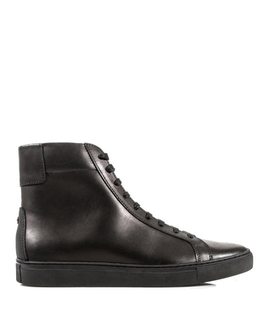 Men's The Logan High Top Leather Sneakers