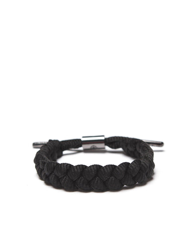 Merq Shoelace Bracelet (Black)