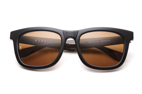 Mojave Sunglasses (Blue Beach Glass/Bronze)