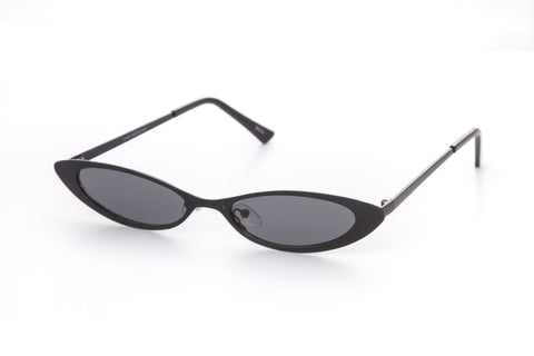 RiRi Slim Oval Sunglasses
