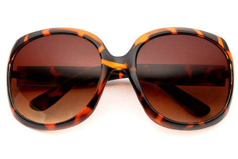 Sarah Women's Vintage Oversized Sunglasses