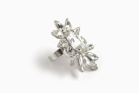 Sleepless Nights Ring (Silver)