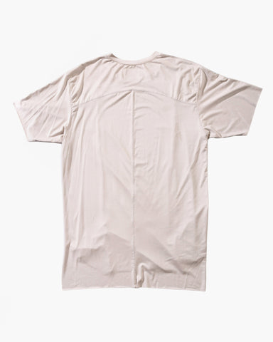 Suede Scoop Low Tee