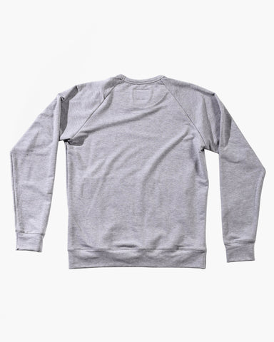 Cotton French Terry Sweatershirt