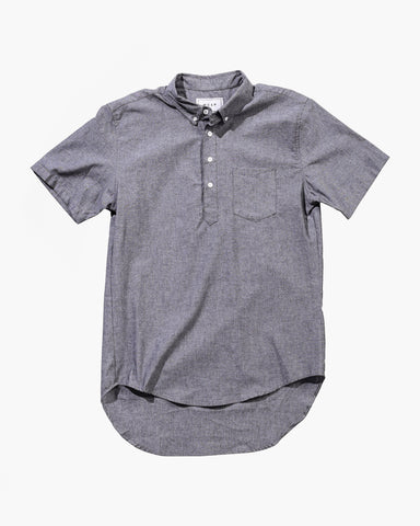 Charlie Chambray Henley