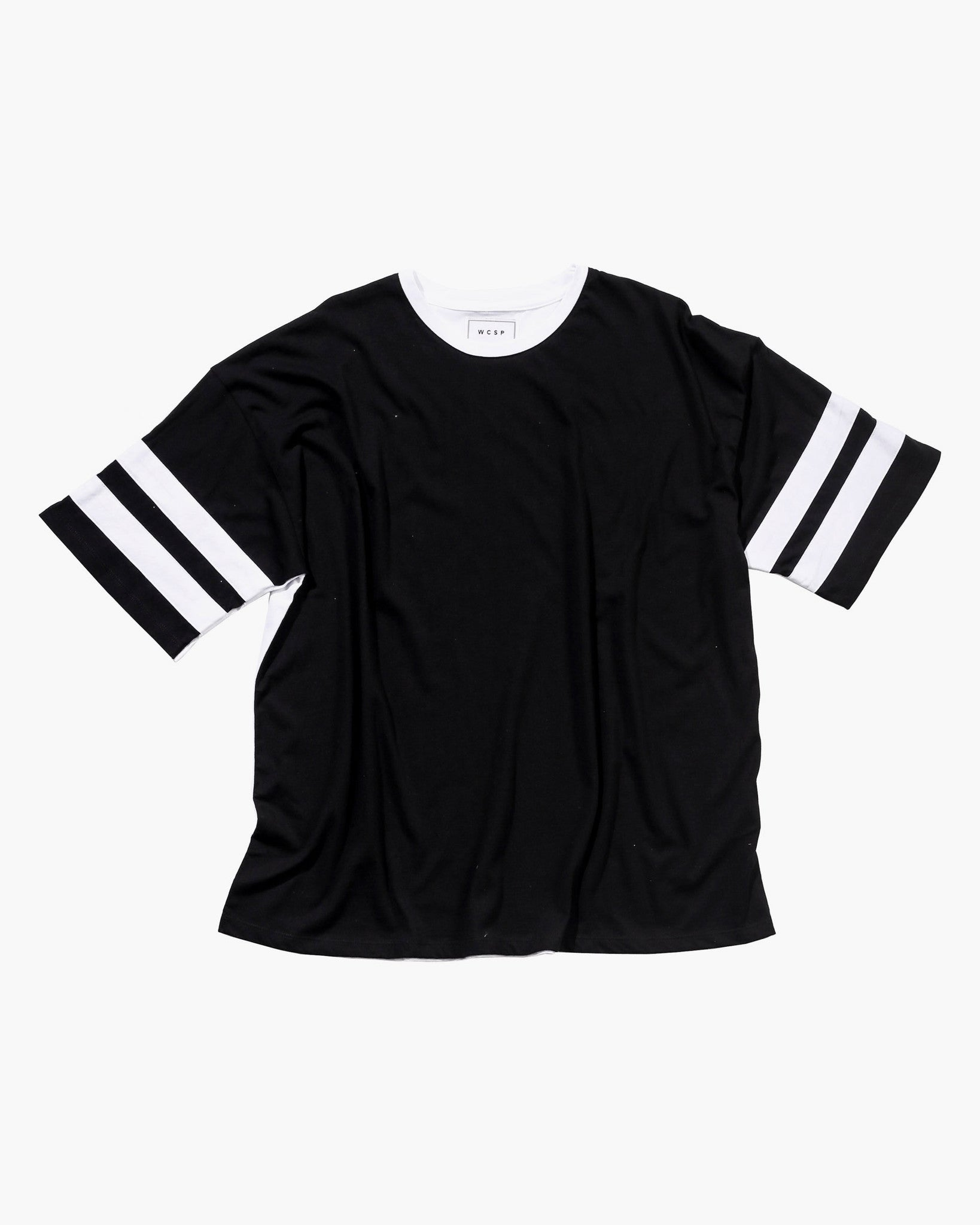 Stripe Sleeve Tee