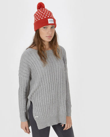Women's Imp Knit Sweater (Heather)