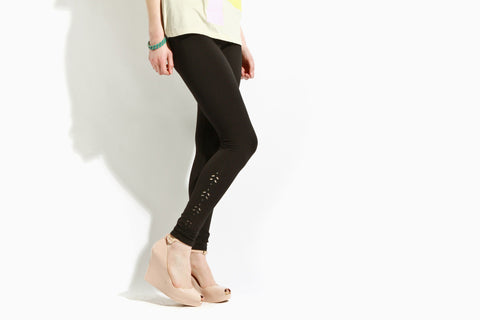 Women's Passion Leggings (Black)