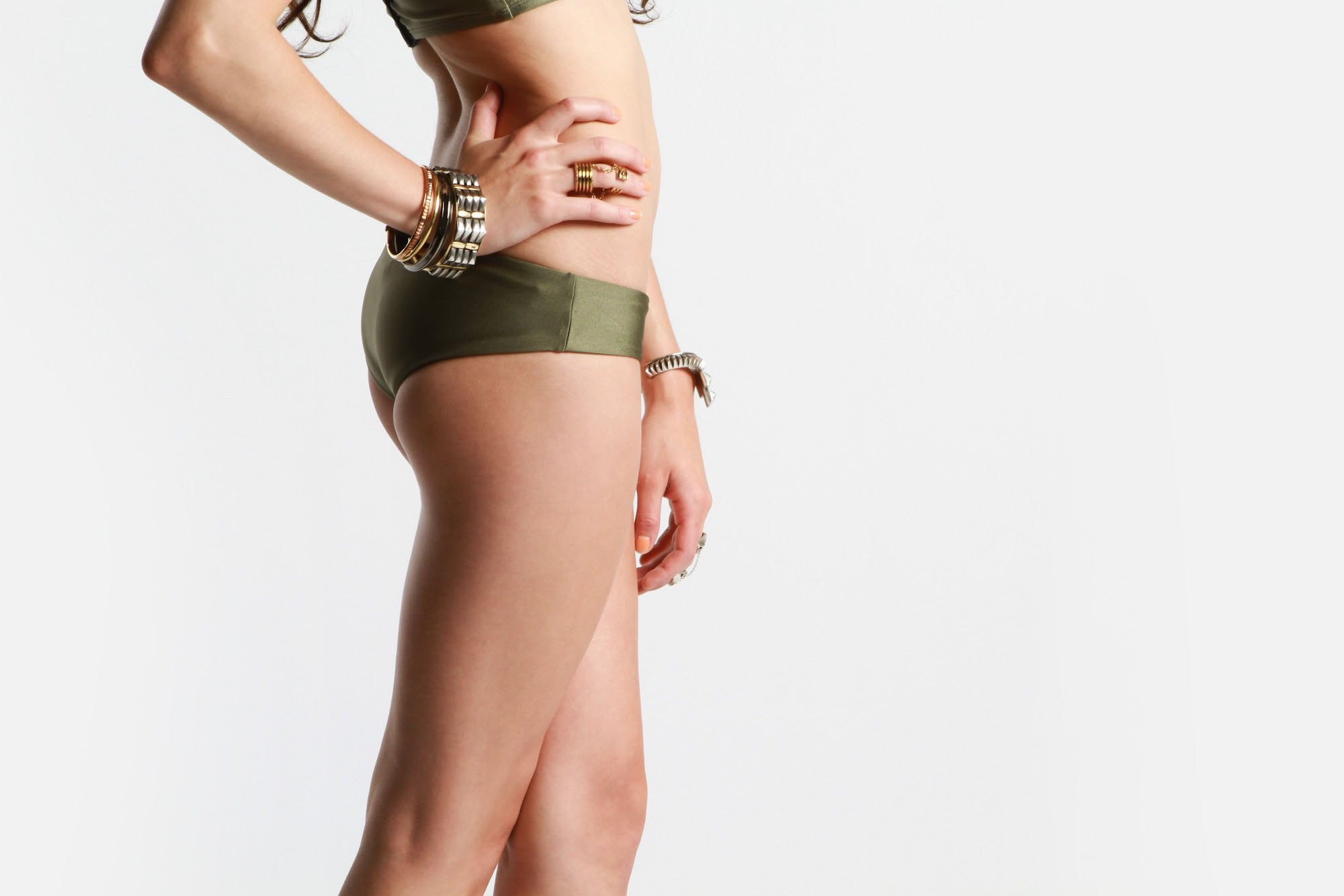 Women's Smokey Bottoms (Olive)