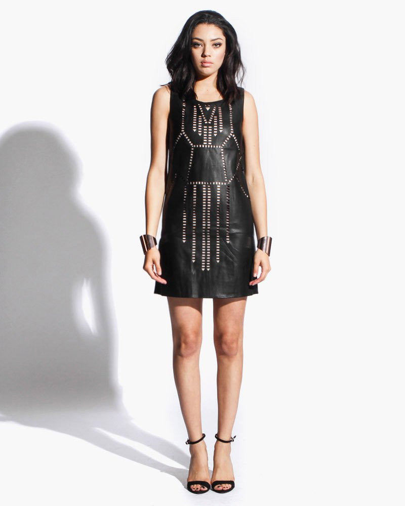 Women's Spark Dress (Black)