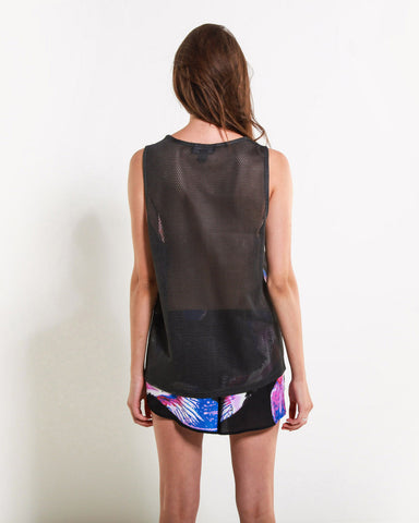Women's Turbo Tank (Print)