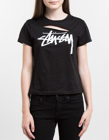 Slash Tee Shirt (Black)
