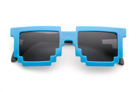 Flat Top Pixel Sunglasses