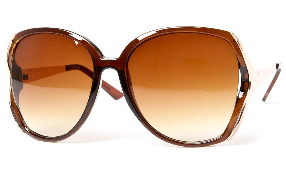 Blossom Oversized Sunglasses