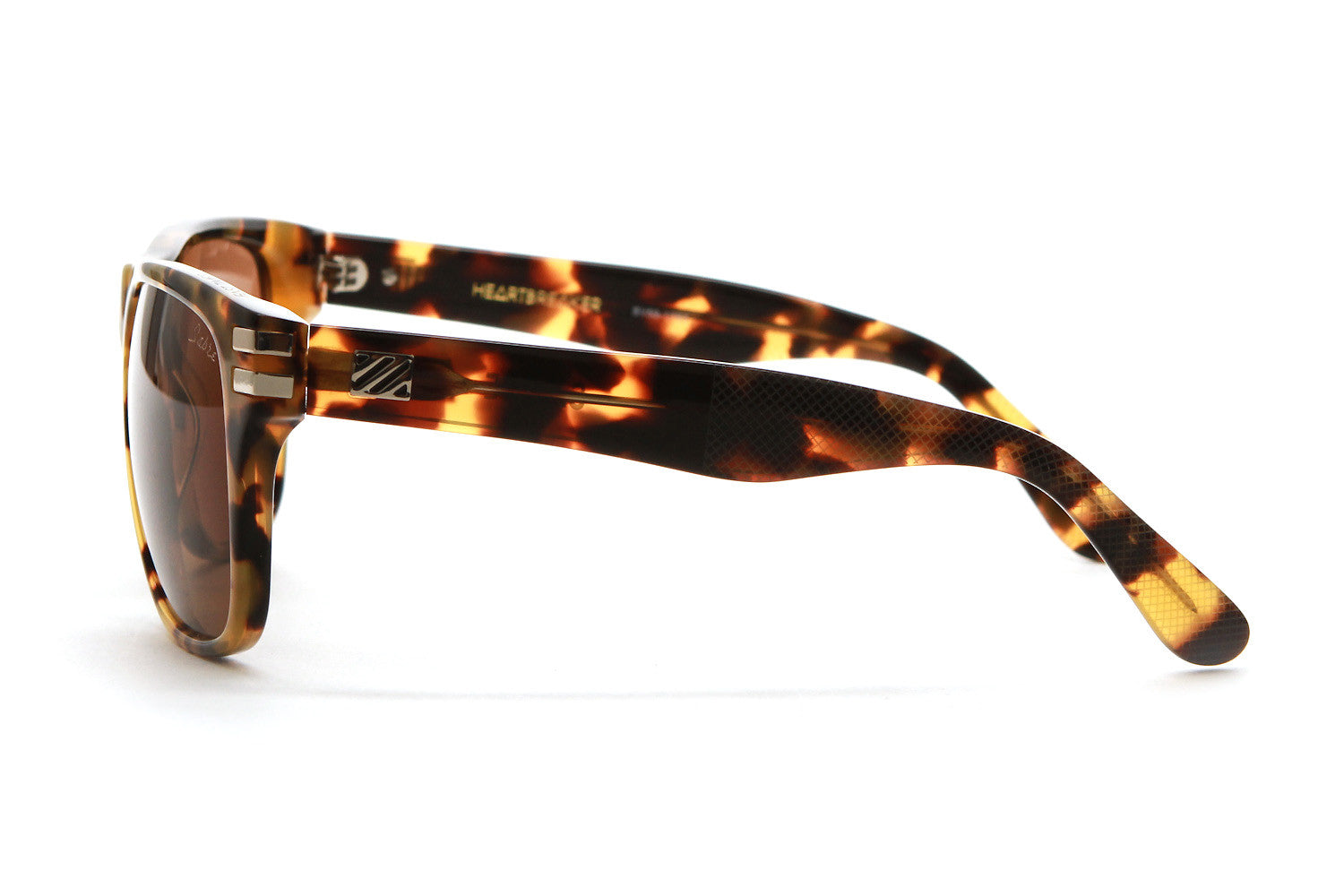 HEARTBREAKERSUNGLASSES(TORTOISE/BRONZE)