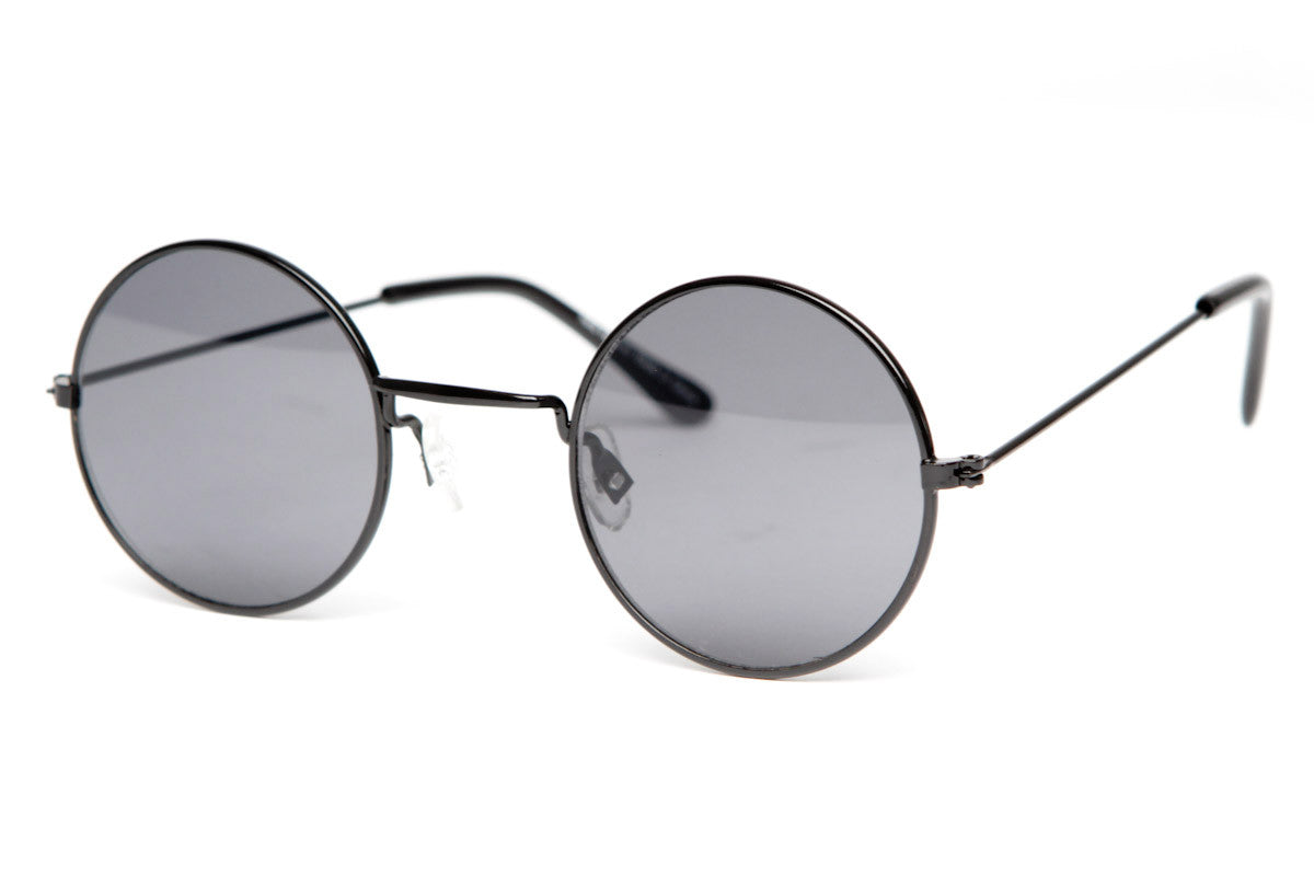 Light Lennons Small Hippie Style Sunglasses