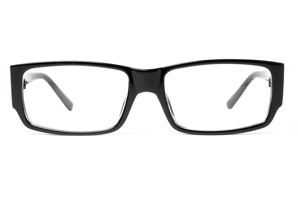 Dakor Square Frame Clear Lens Glasses