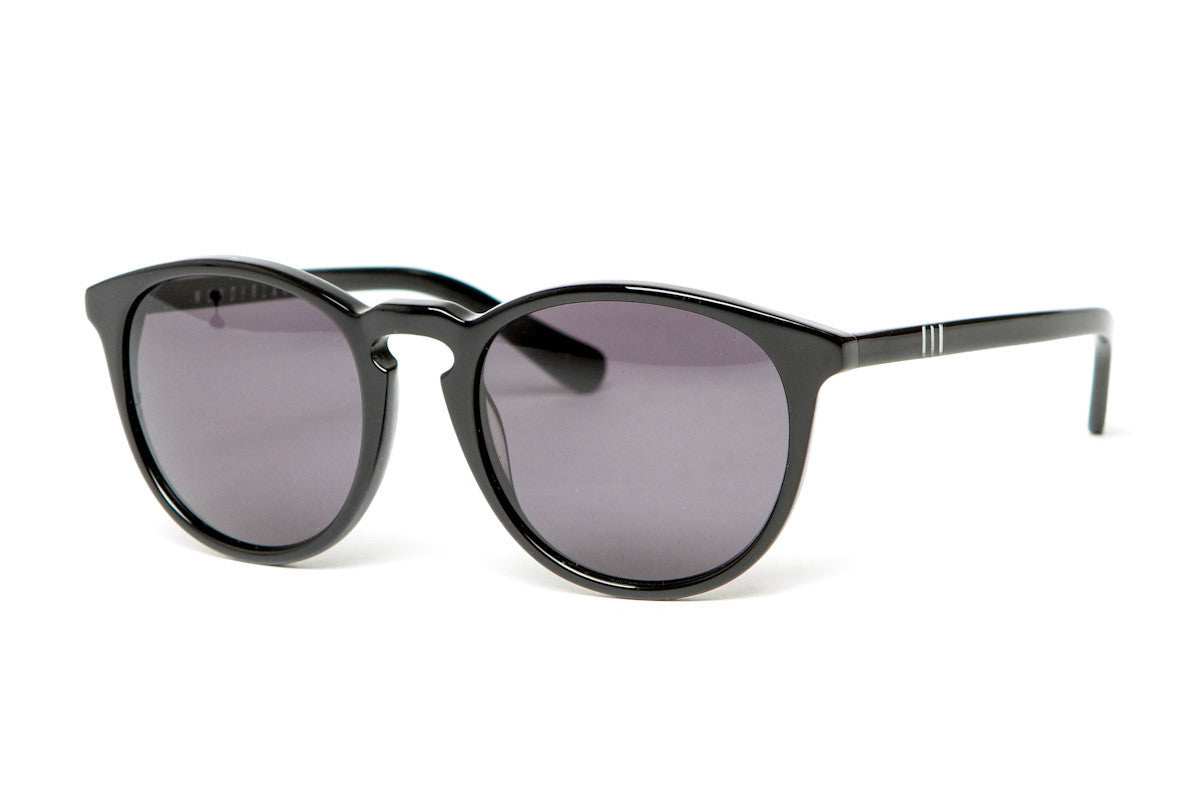BEAUMONTSUNGLASSES(GLOSSBLACK/GRAY)