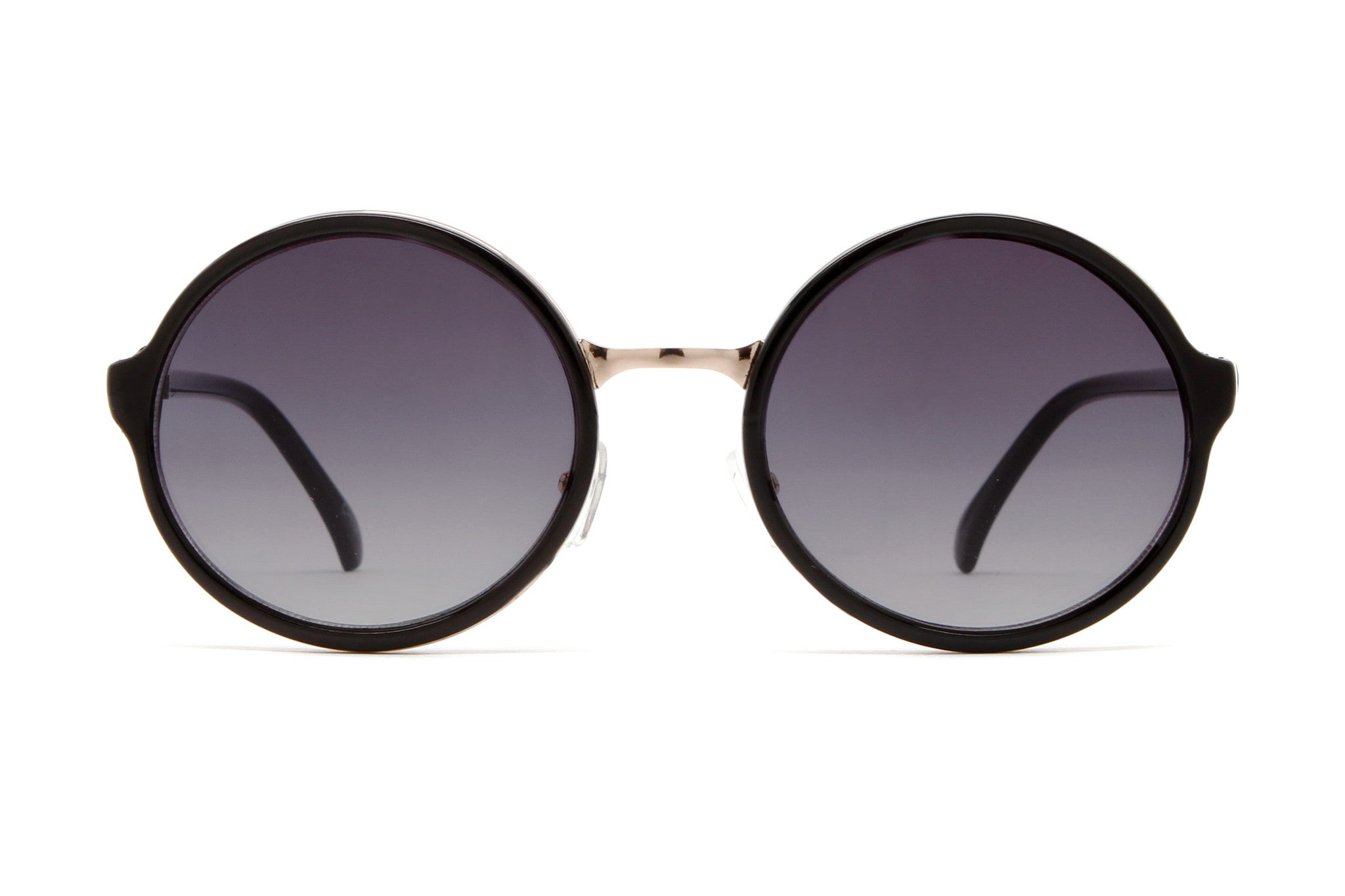Trish Double Rounded Sunglasses