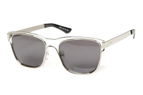 Enzo Metal Wired Framed Traveler Sunglasses