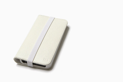 Axis iPhone 5 Wallet Case (White)