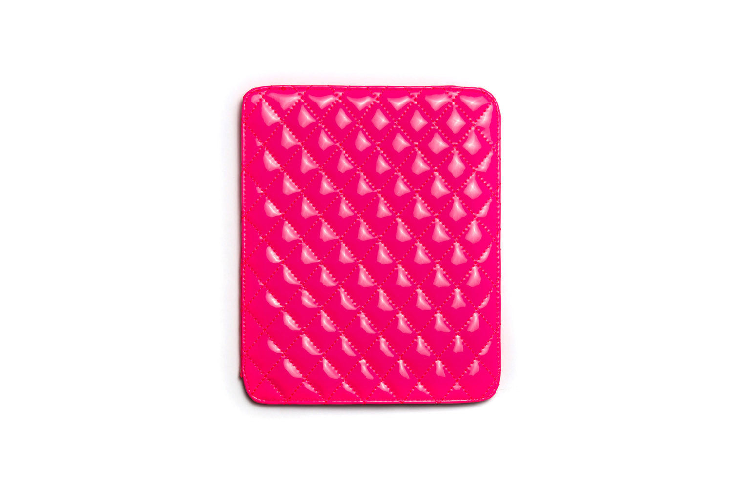Quilted Neon iPad Sleeve (More Colors)
