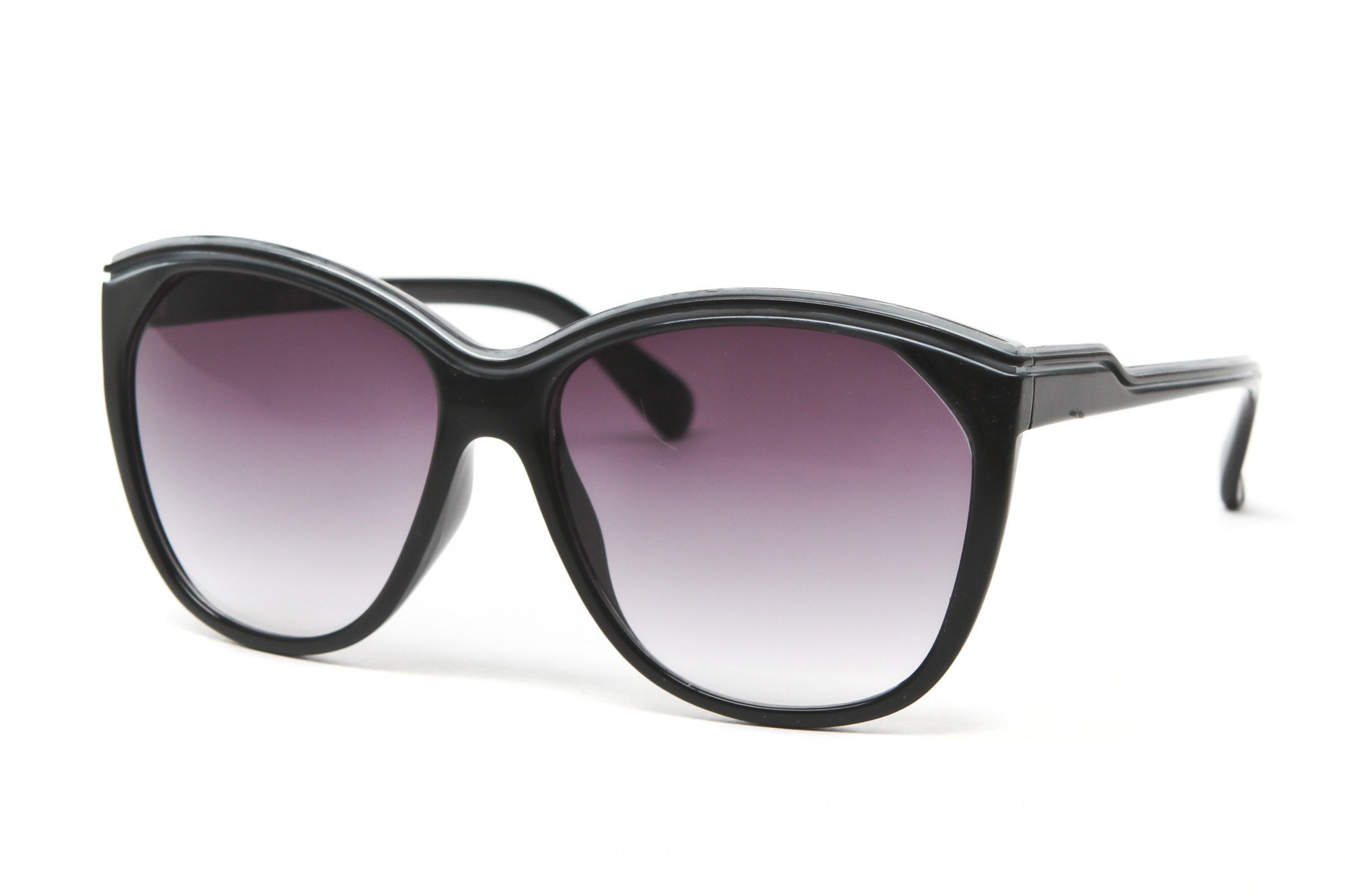 Sirina Rounded Cateye Sunglasses