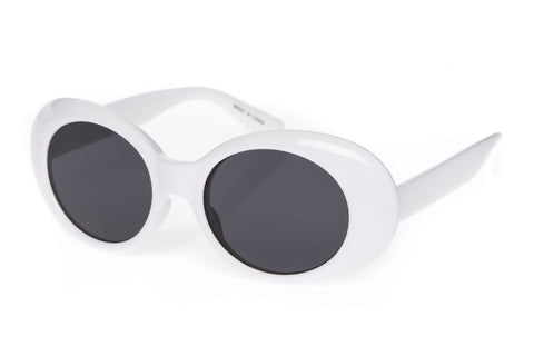Cobain Oval Sunglasses