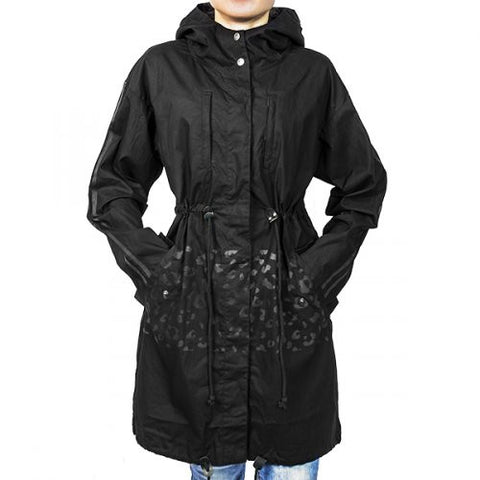 Racing Parka (Black)
