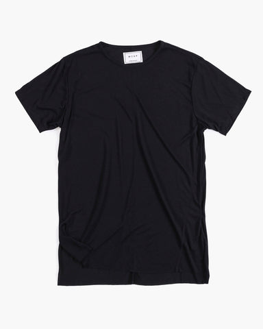 Double Layered Drape Tee