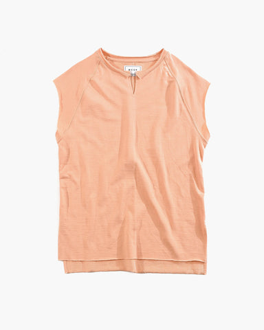 French Terry Sleeveless