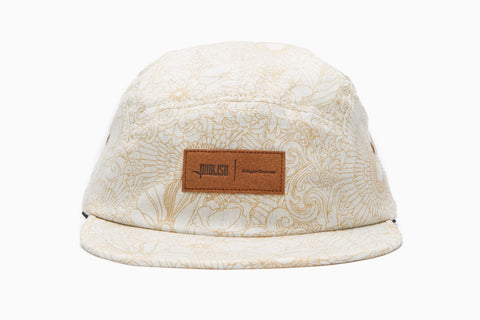 Franz Camp Cap (Cream)