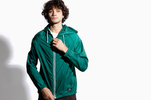 Men's Cluster F*ck Spray Jacket (Astro Turf Green)
