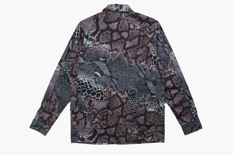 Men's Barerra Reptile M65 Jacket (Dark Slate)